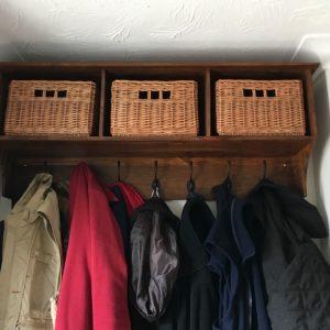 coat rack baskets hastingwood basket works