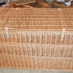 large finished hamper