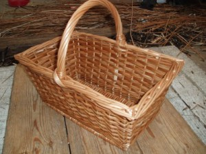 Dorothy replica basket