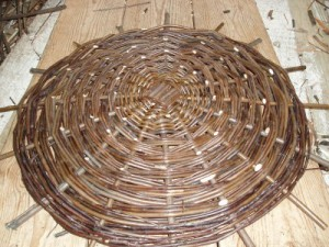 willow lampshade