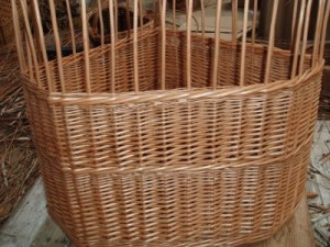 basket being made