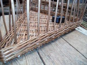 basket being made