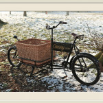 custom made bicycle basket