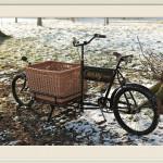 custom made bicycle basket