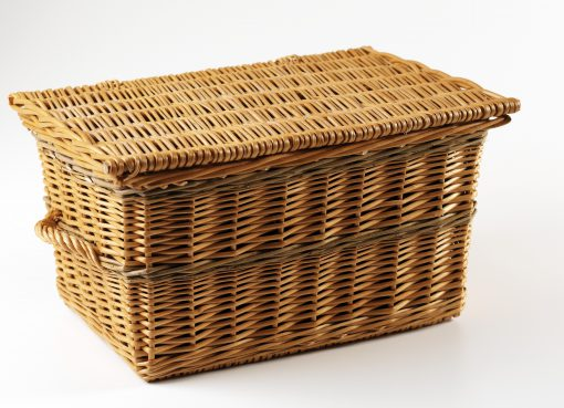 willow hamper made in uk
