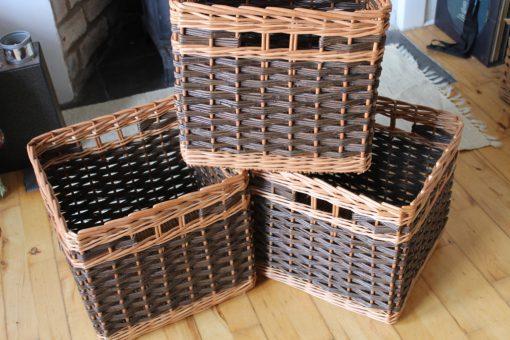 custom made storage basket
