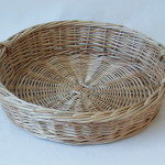 willow fruit basket made in uk