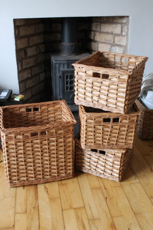 custom made storage basket