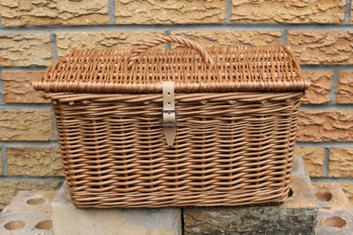 wicker hamper made in uk