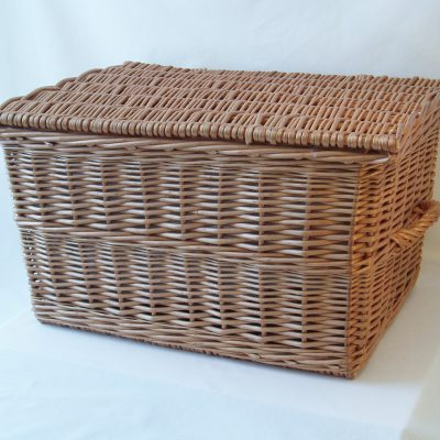wicker toy box made in uk