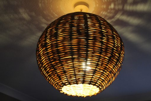 willow ceiling light pendant