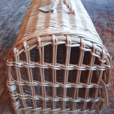 wicker pet carrier made in uk