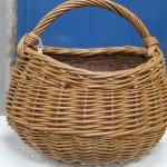 green willow shopping basket