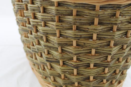 oval shopping basket made in uk