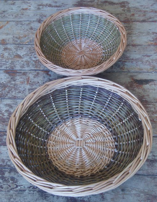 classic willow fruit basket