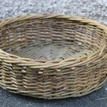 green willow fruit basket made in uk