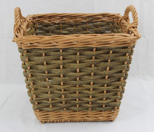 square log basket